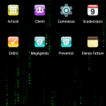 Aggiungere StonX sul Desktop dello Smartphone